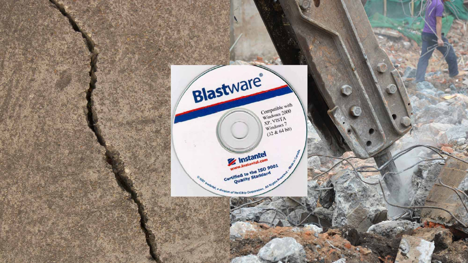 Blastware Course Software