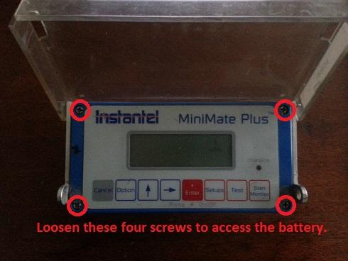 Battery Screws