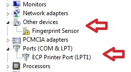 Checking the Device Manager