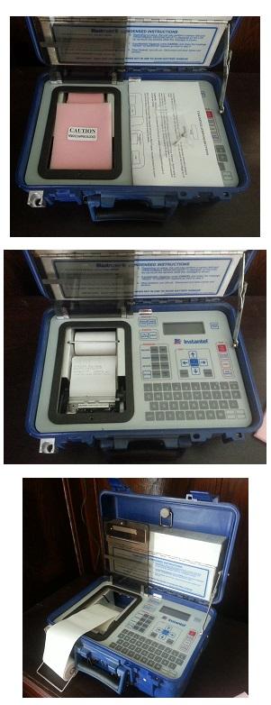 Blastmate III Removing Printer Paper