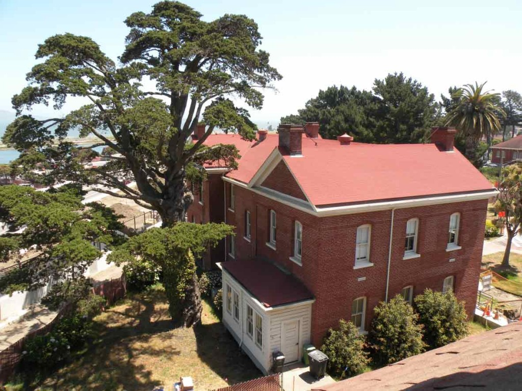 NCHRP Figure 8-Buildings at the Presidio