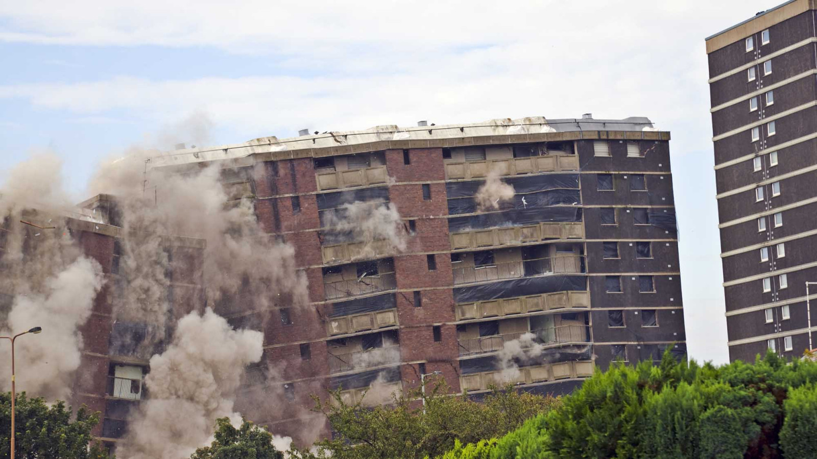 Building Blast 2 of 4